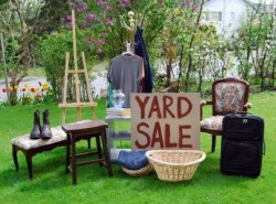 Yard Sale Sunday